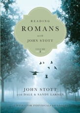Reading Romans with John Stott, Volume 2