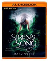 Siren's Song - unabridged audio book on MP3-CD