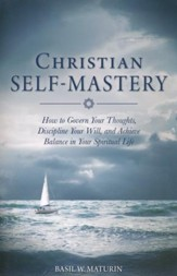 Christian Self-Mastery - Slightly Imperfect