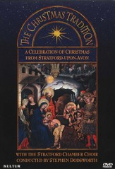The Christmas Tradition: A Celebration Of Christmas DVD - Slightly Imperfect