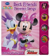 Mickey Mouse Clubhouse: Best Friends Forever Songs - Little Pop-Up Song Book