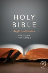 Anglicized Holy Bible Text Edition NLT - eBook