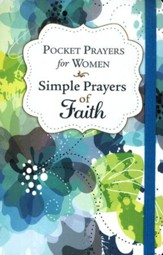 Pocket Prayers for Women: Simple Prayers of Faith