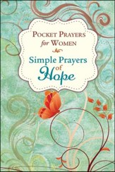 Pocket Prayers for Women: Simple Prayers of Hope