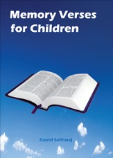 Memory Verses for Children - eBook