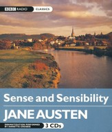 Sense and Sensibility on 2 CDs Dramatized
