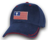 God Shed His Grace Navy, Cap
