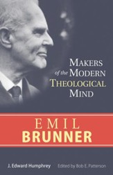 Emil Brunner - eBook