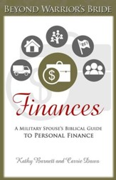 Finances: A Military Spouses Biblical Guide to Personal Finance - eBook