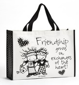 Friendship Grows Tote Bag