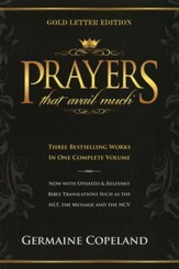 Prayers That Avail Much, Gold-Letter One-Volume Edition