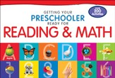 Getting Your Preschooler Ready For Reading & Math: Activity Pad