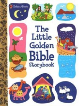 The Little Golden Bible Storybook  - Slightly Imperfect