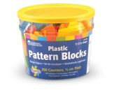 Brights! Pattern Blocks