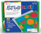 Brights! Attribute Blocks Desk Set