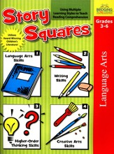 Story Squares, Language Arts, Grades 3-6