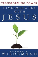 Five Minutes with Jesus: Transforming Power - eBook
