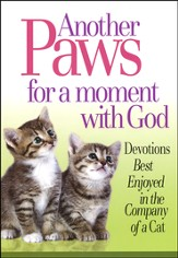 Another Paws For A Moment with God