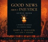 Good News About Injustice Audiobook on CD