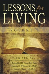 Lessons for Living: Volume 1 - eBook