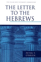 The Letter to the Hebrews: Pillar New Testament Commentary [PNTC]