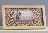 Hearts Photo Frame