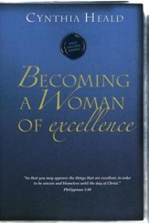 Becoming a Woman of Excellence -- Stickered