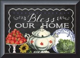Bless Our Home Framed Art