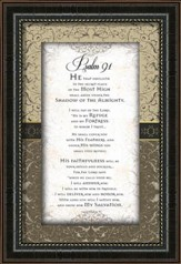 Psalm 91, He That Dwelleth Framed Art