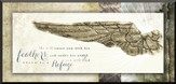 Angel Wing Plaque