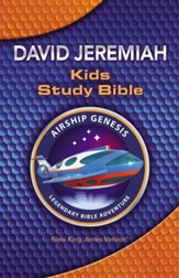 Airship Genesis Kids Study Bible - eBook