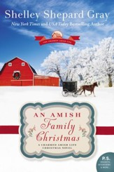 An Amish Family Christmas: A Charmed Amish Life Christmas Novel - eBook