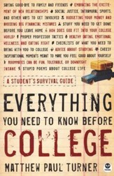 Everything You Need to Know Before College - Slightly Imperfect