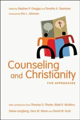 Counseling and Christianity: Five Approaches