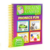 Brain Games Kids: Phonics Fun