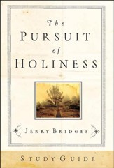 The Pursuit of Holiness, Study Guide  - Slightly Imperfect