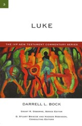 Luke: IVP New Testament Commentary [IVPNTC]