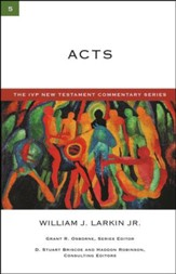 Acts: IVP New Testament Commentary [IVPNTC]