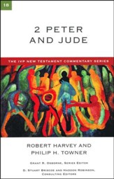 2 Peter & Jude: IVP New Testament Commentary [IVPNTC]
