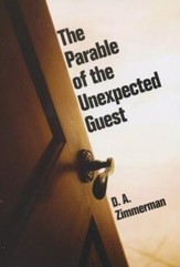 The Parable of the Unexpected Guest (Pack of 5)