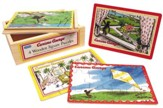 Curious George 4-in-1 Jigsaw Puzzle
