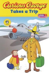 Curious George Takes a Trip: Curious About Transportation,  Reading Level 1