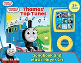 Thomas & Friends: Thomas' Top Tunes Play-A-Song Book