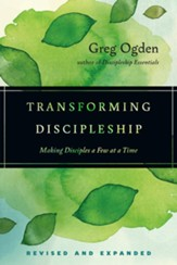 Transforming Discipleship, Revised and Expanded