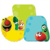 VeggieTales Assorted Paper Cut-Outs