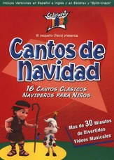 Cantos de Navidad  (Christmas Favorites), DVD
