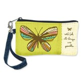 Believe In Possibilities, Butterfly Wristlet