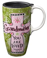 Grandmother, Latte Mug