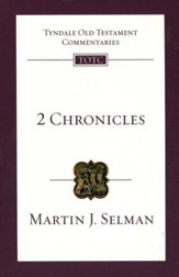 2 Chronicles: Tyndale Old Testament Commentary [TOTC]