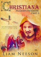 Christiana: Pilgrim's Progress Part 2, DVD